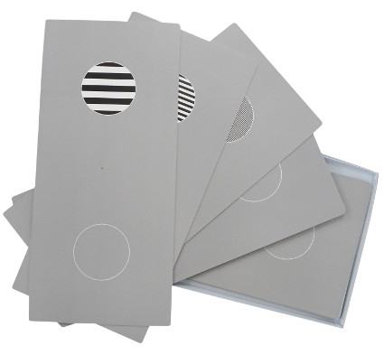 Gratings Acuity Cards