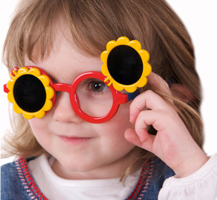 Kay Pictures Junior Occluding Glasses, uniocular vision testing