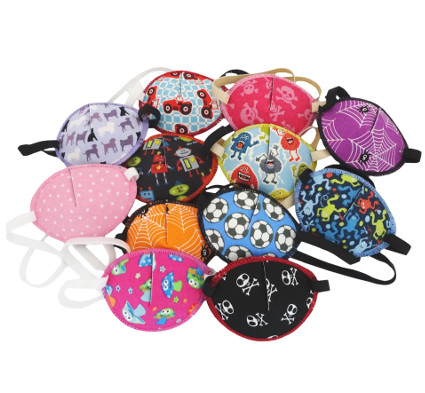 Junior Eye Patches, Kay Fun Patch, eye patches for children