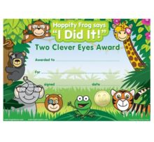 Jungle Certificates