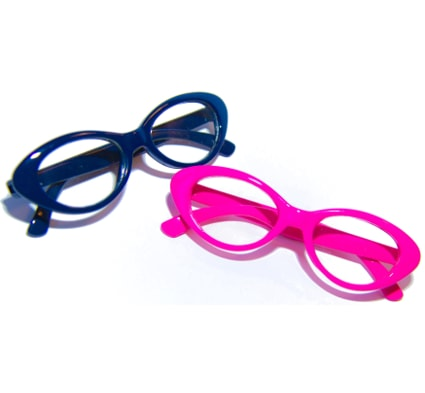 Toy Glasses, eye exam toys, paediatric vision testing equipment