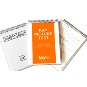 The redevelopment of the Kay Picture test of visual acuity