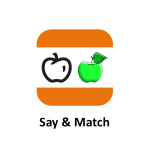 Say & Match App