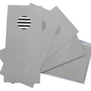 NEW Gratings Acuity Cards