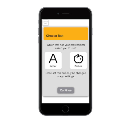 Kay Amblyopia Tracker App