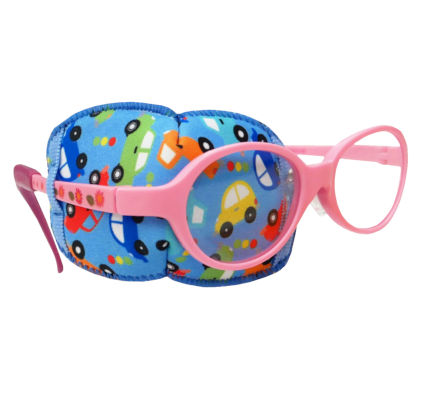 Baby Fun Patches paediatric eye patches for infants