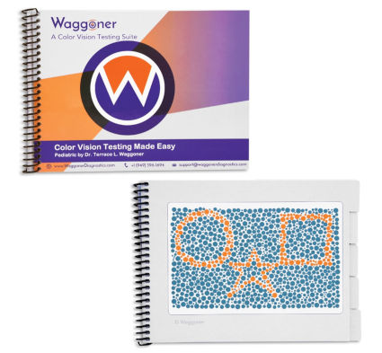 CVTME Waggoner Color Vision Testing Made Easy