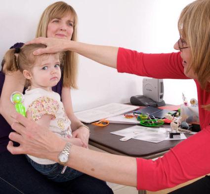 Testing Pre-School Children Ocular Motility