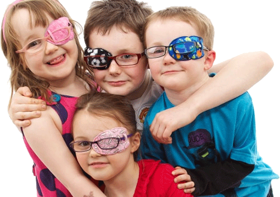 Kay Pictures Occlusion eye patches for children
